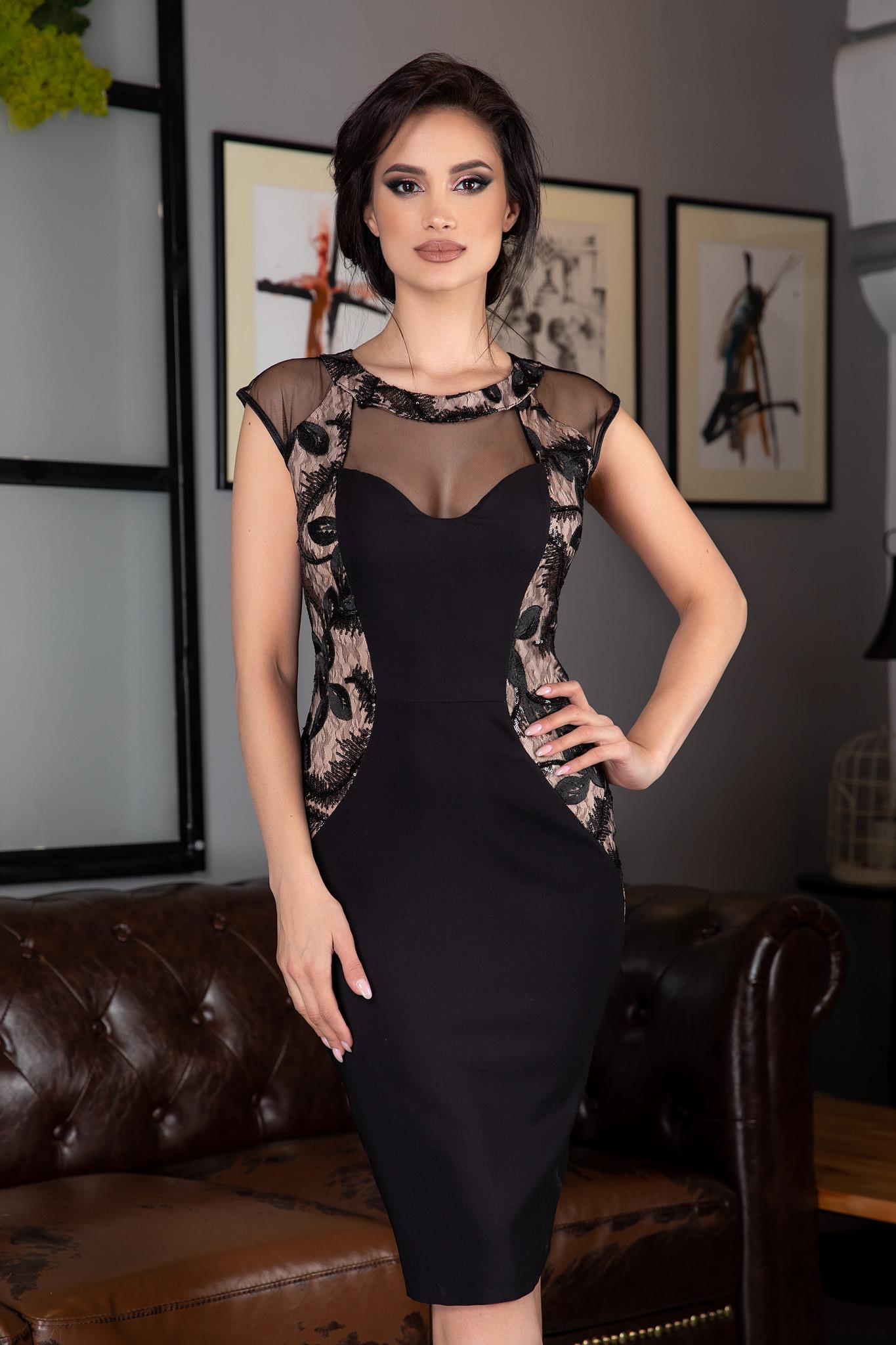 Rochie Indicia Neagra