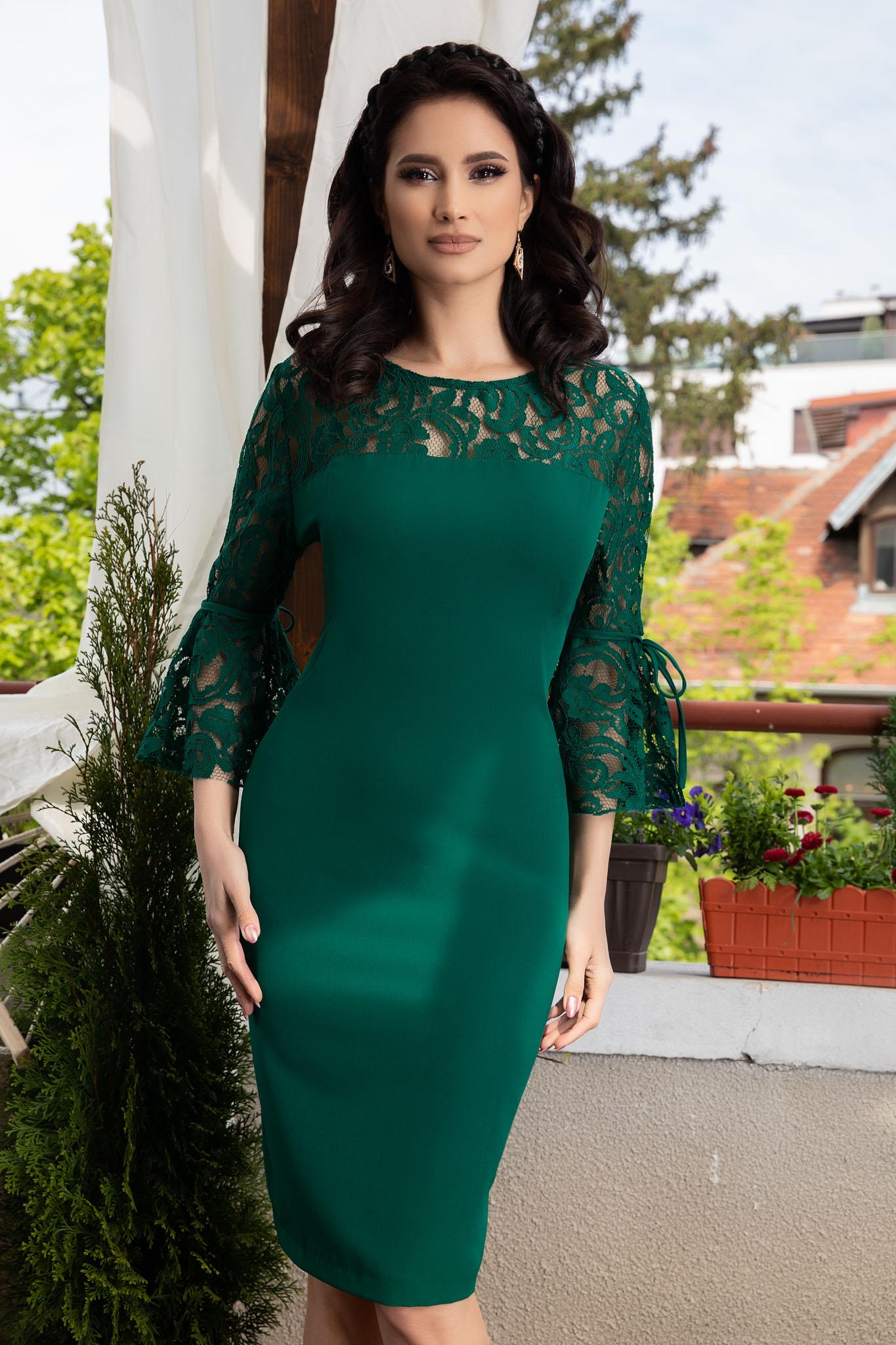 Rochie Senna Verde
