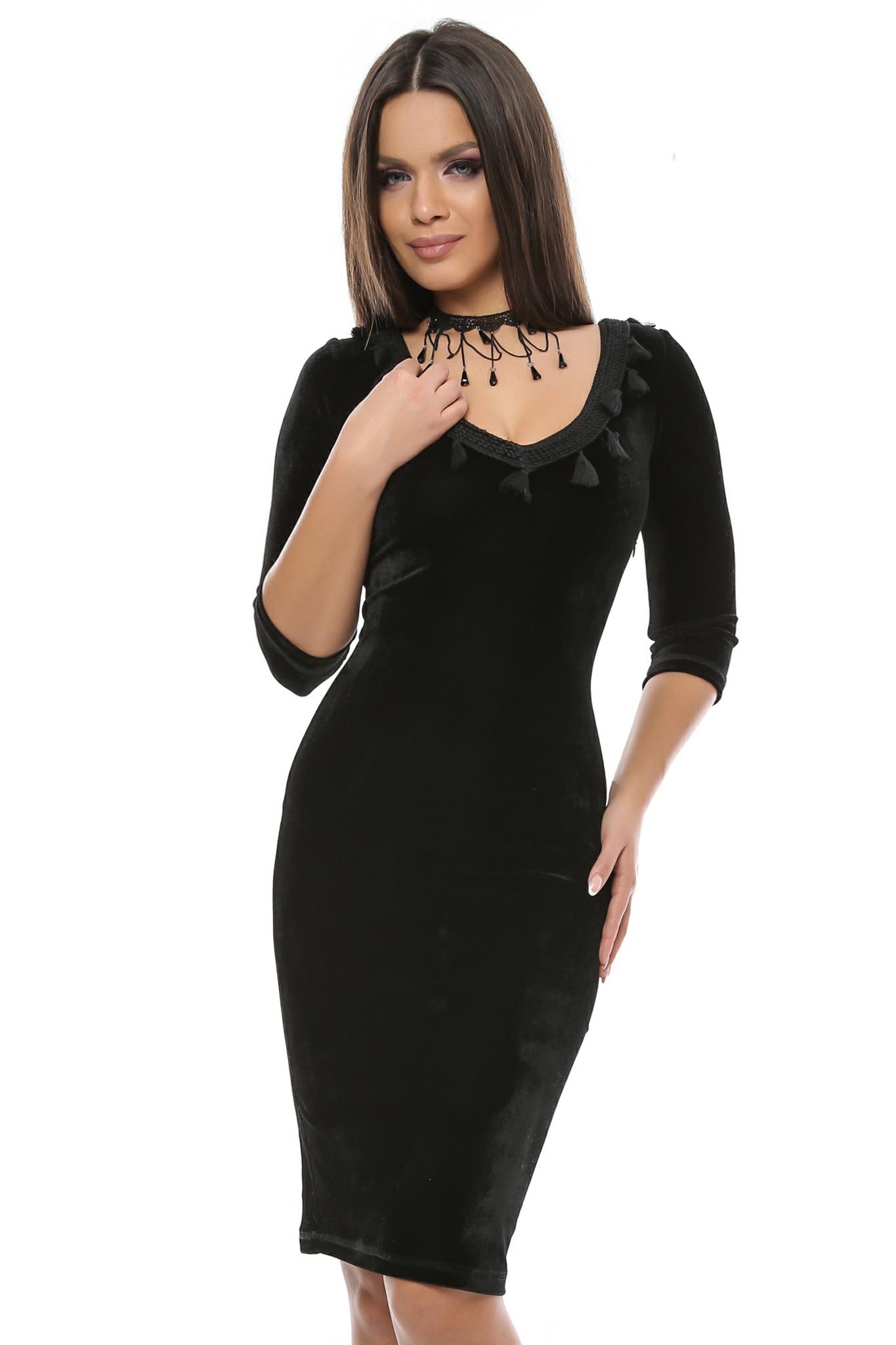 rochie esther neagra