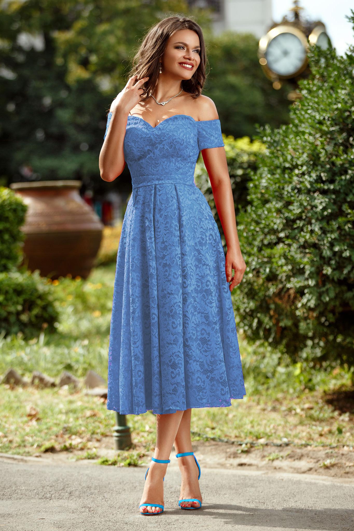 rochie alegria bleu