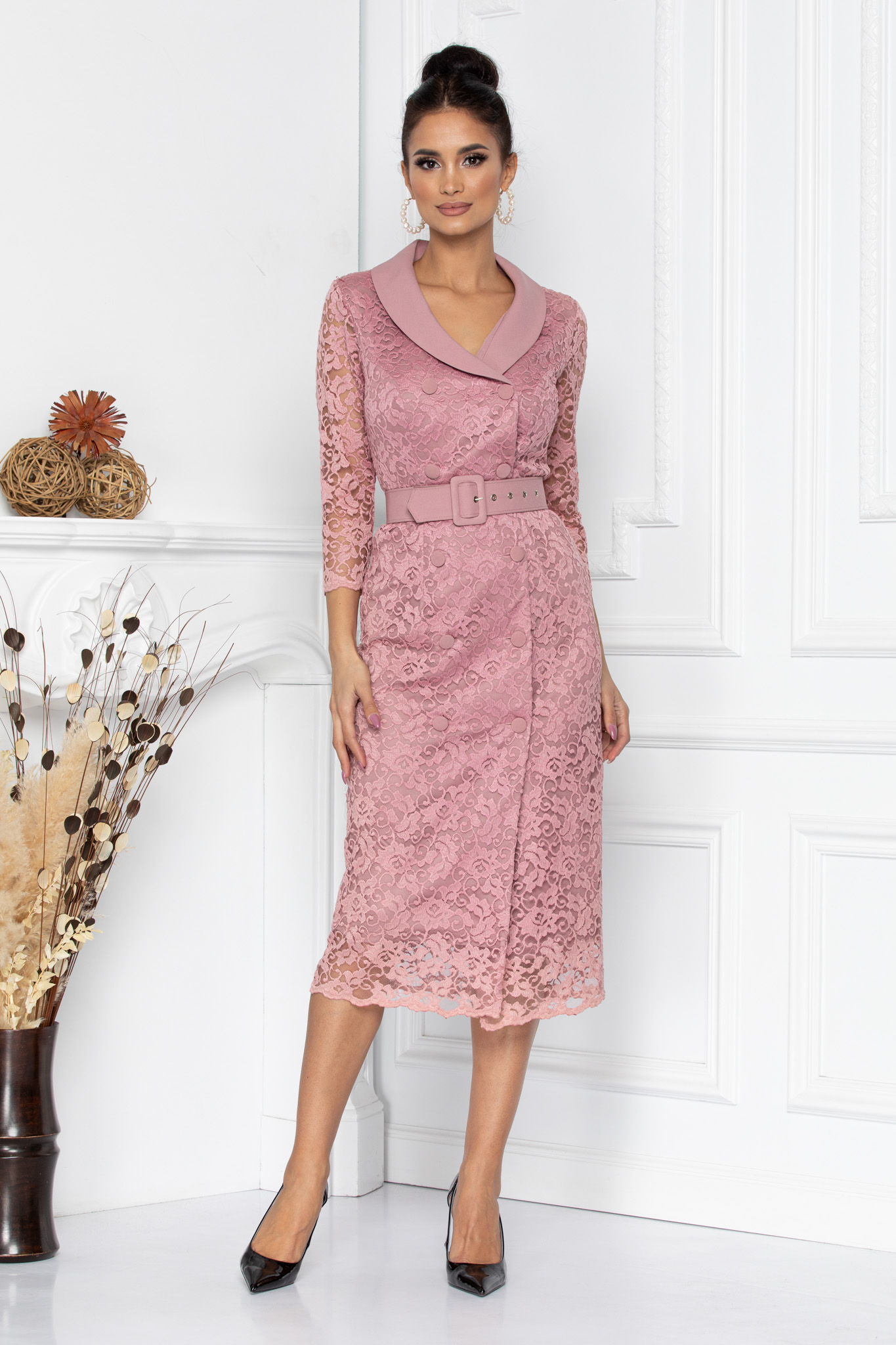 Rochie Cameea Rose