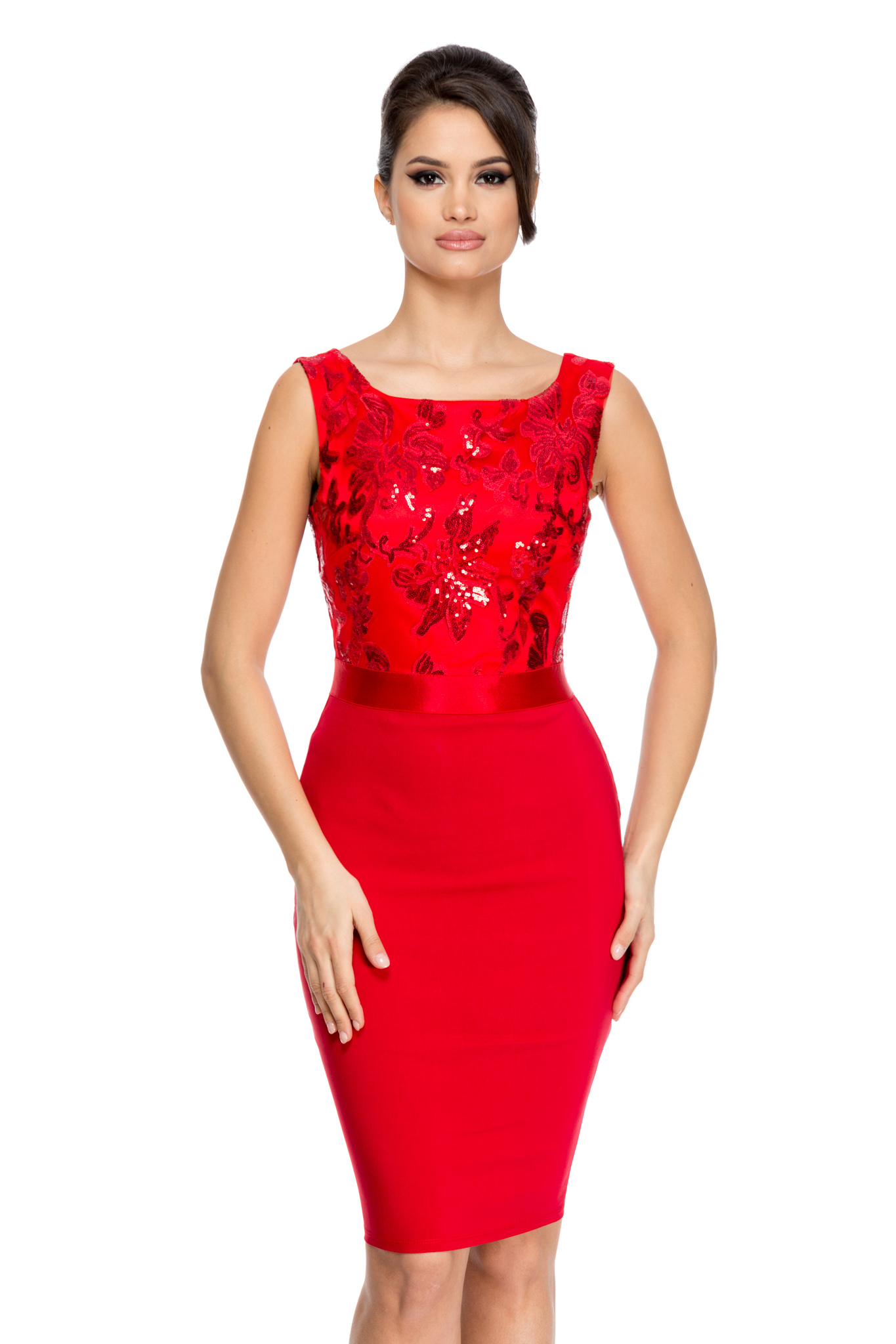 Rochie Attraction Bleumarin