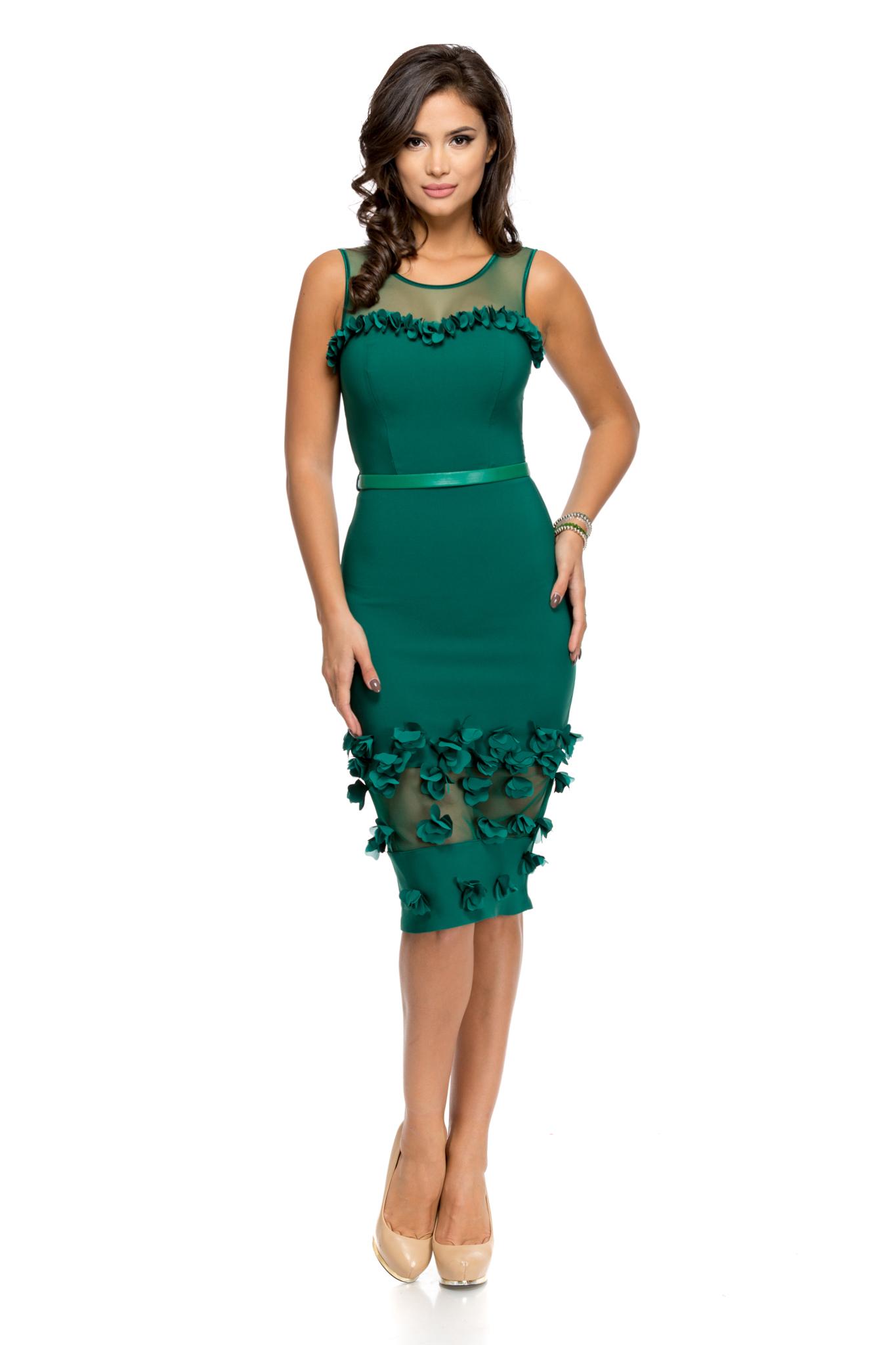 rochie adore verde