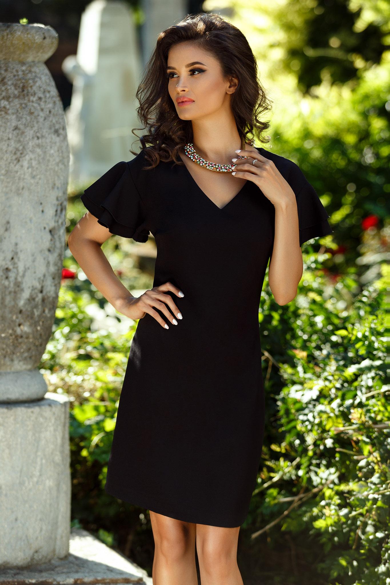 Rochie Jessica Neagra