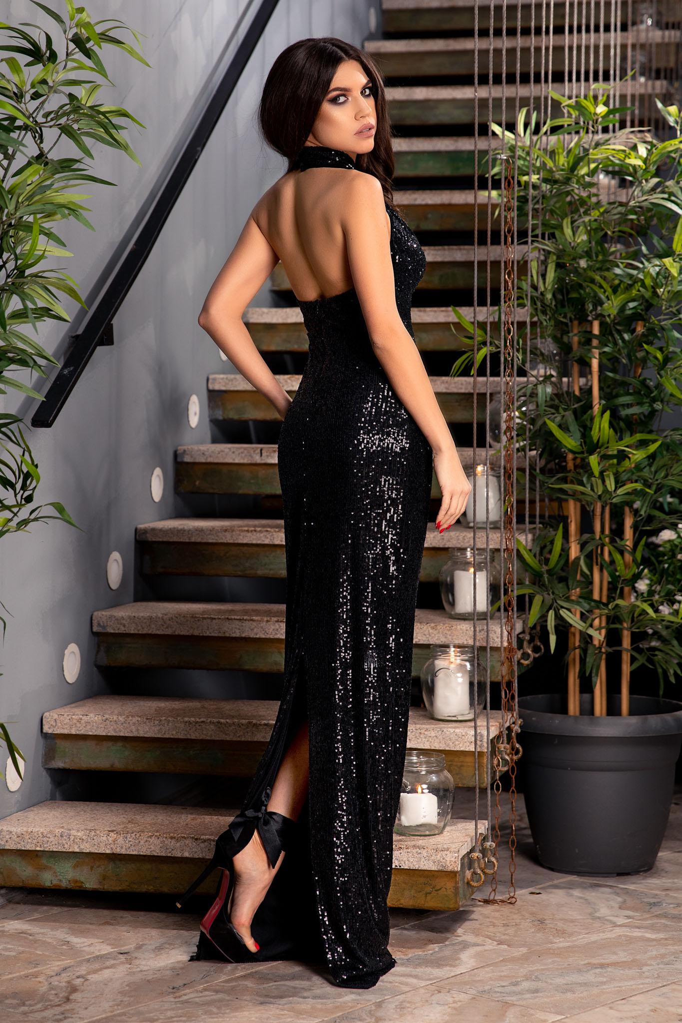 Rochie Diamond Neagra