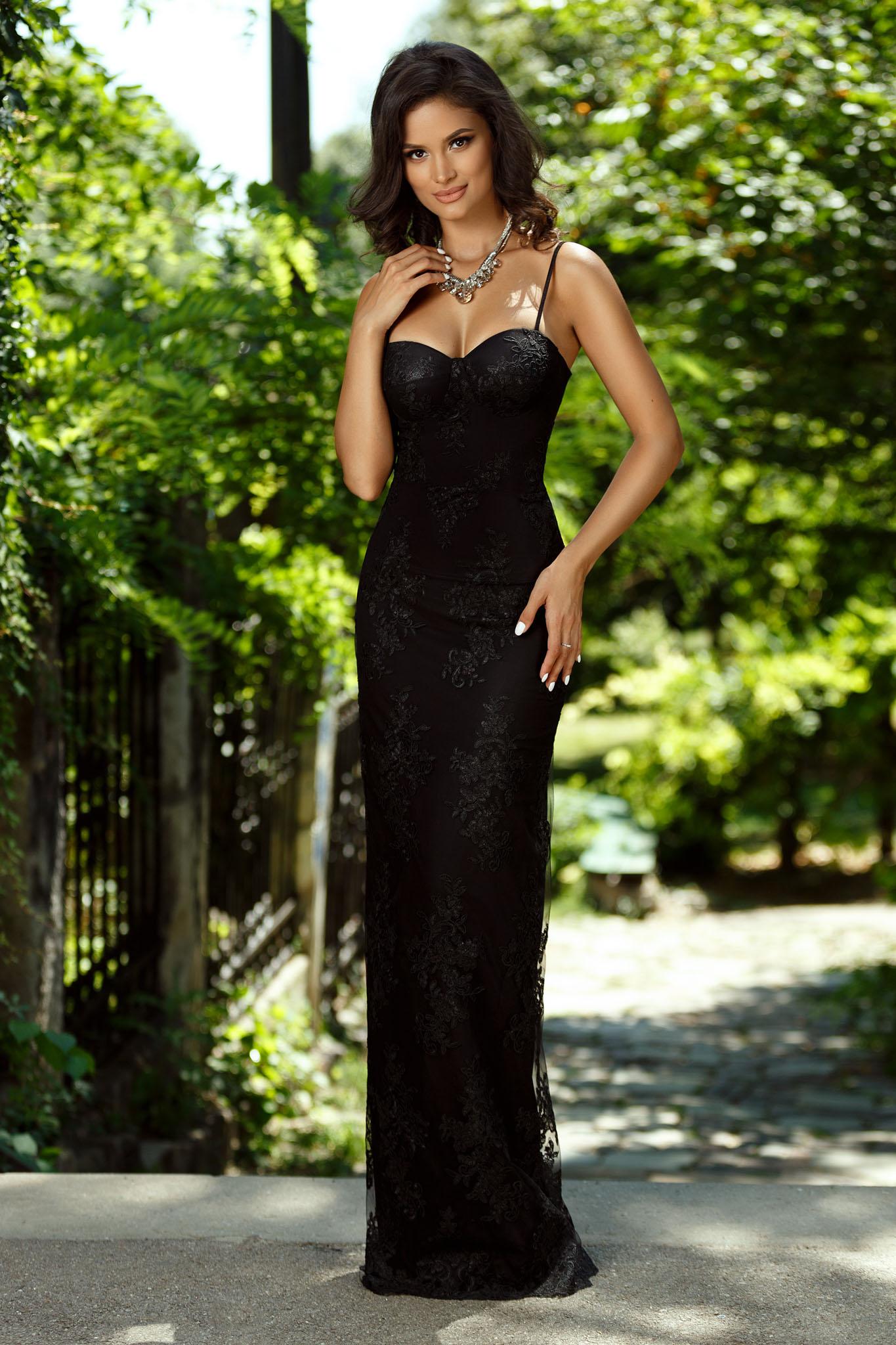 Rochie Wonderful Neagra