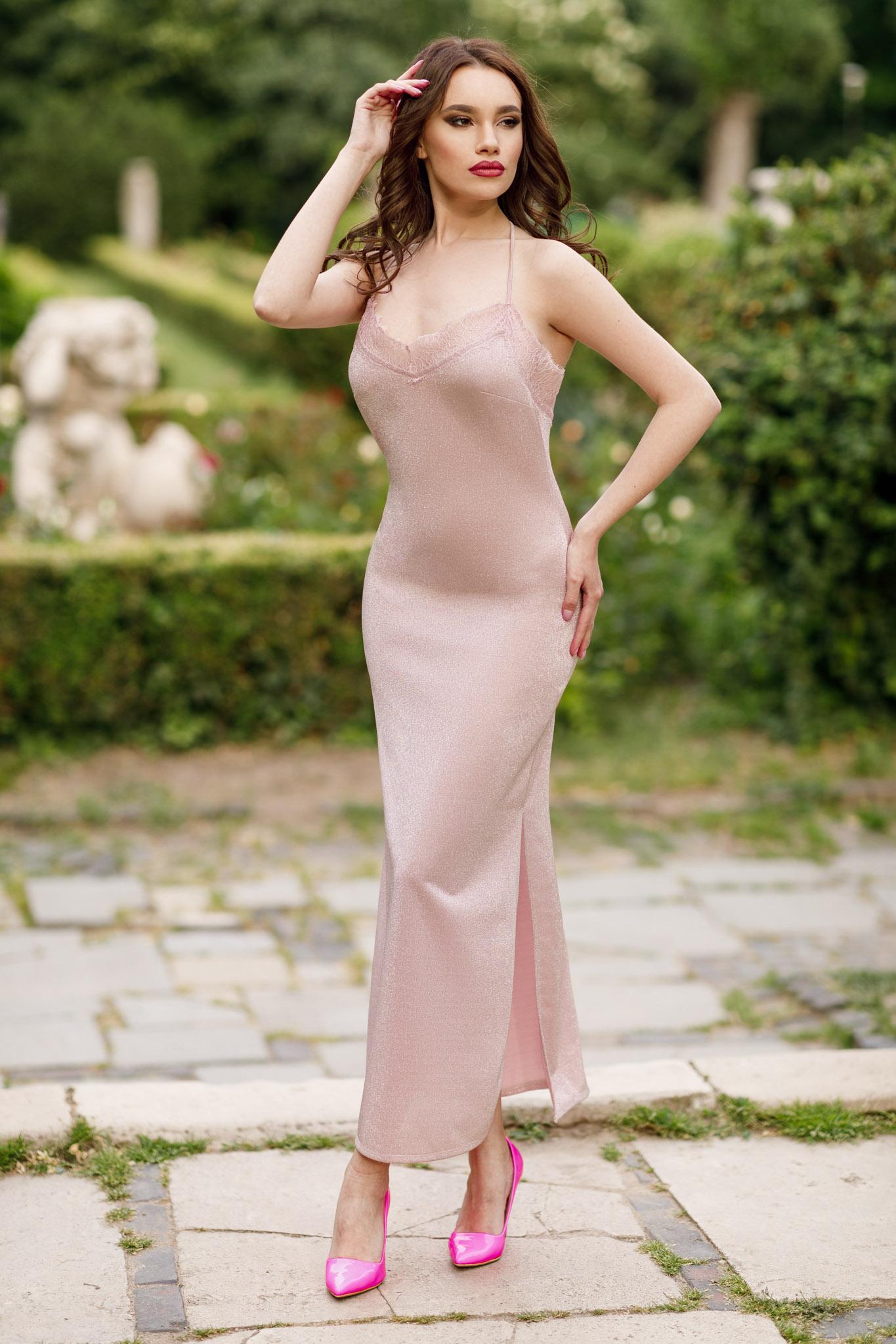Rochie Almyra Rose