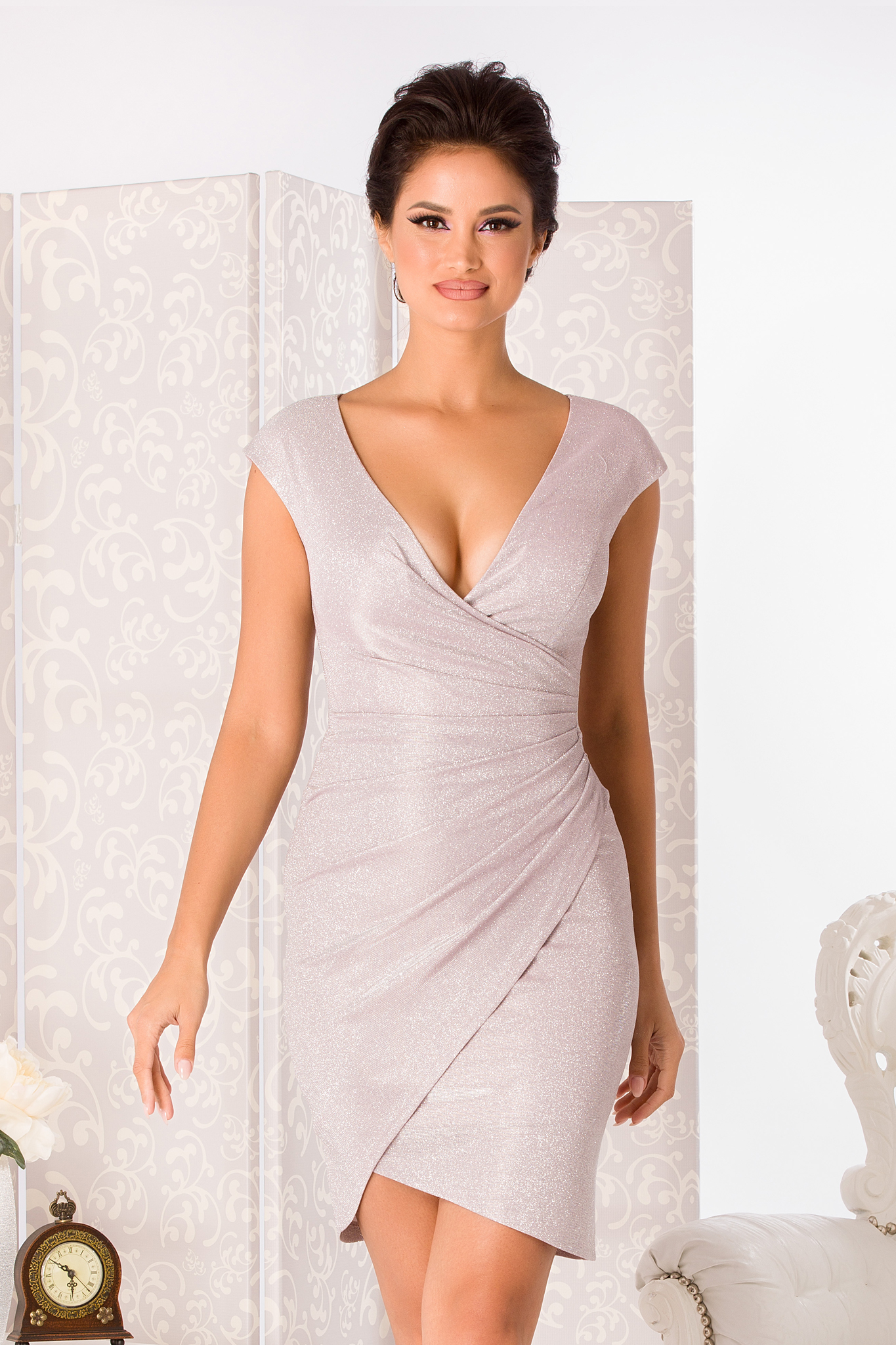 Rochie Flame Rose