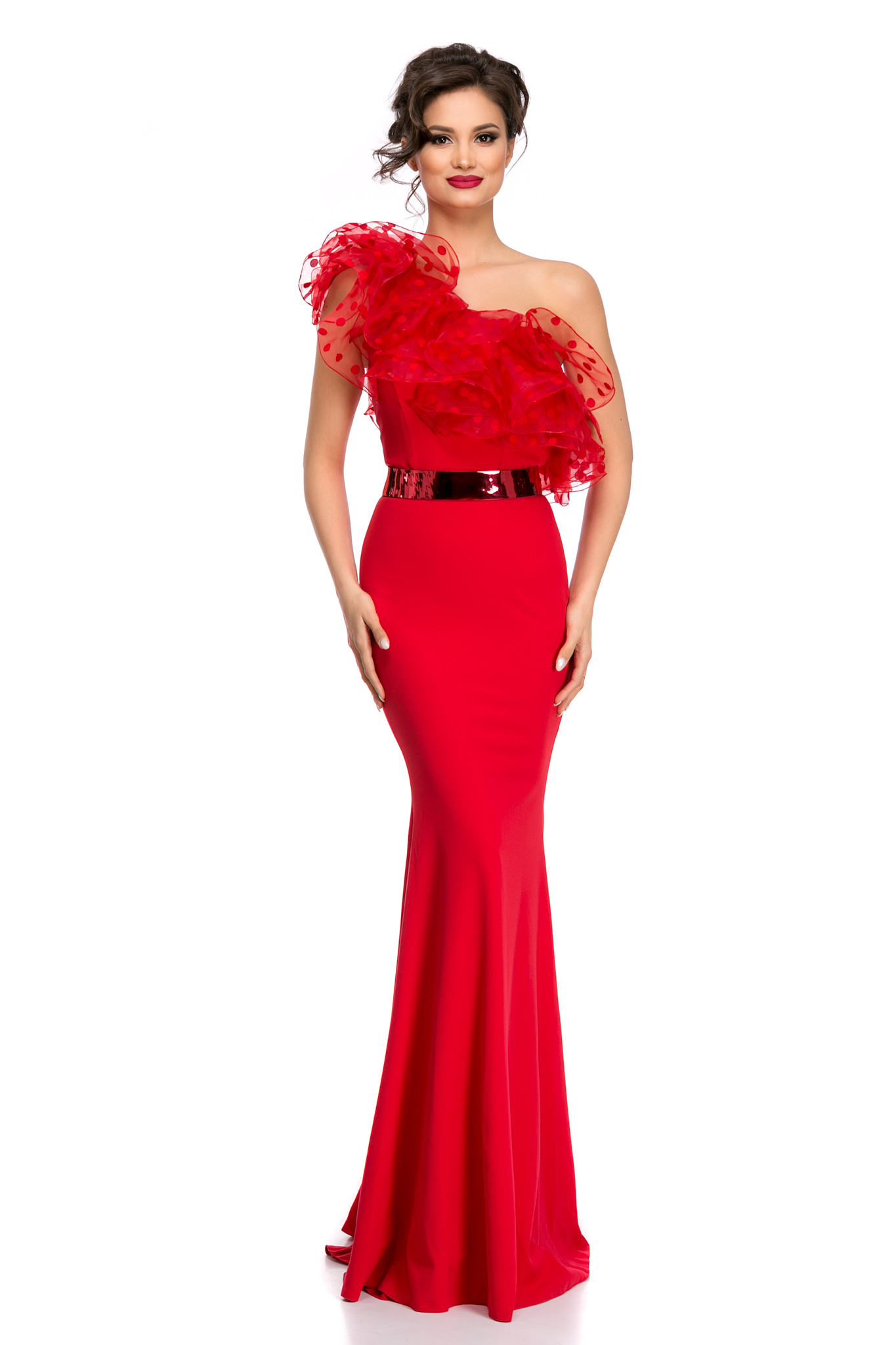 rochie reina rosie
