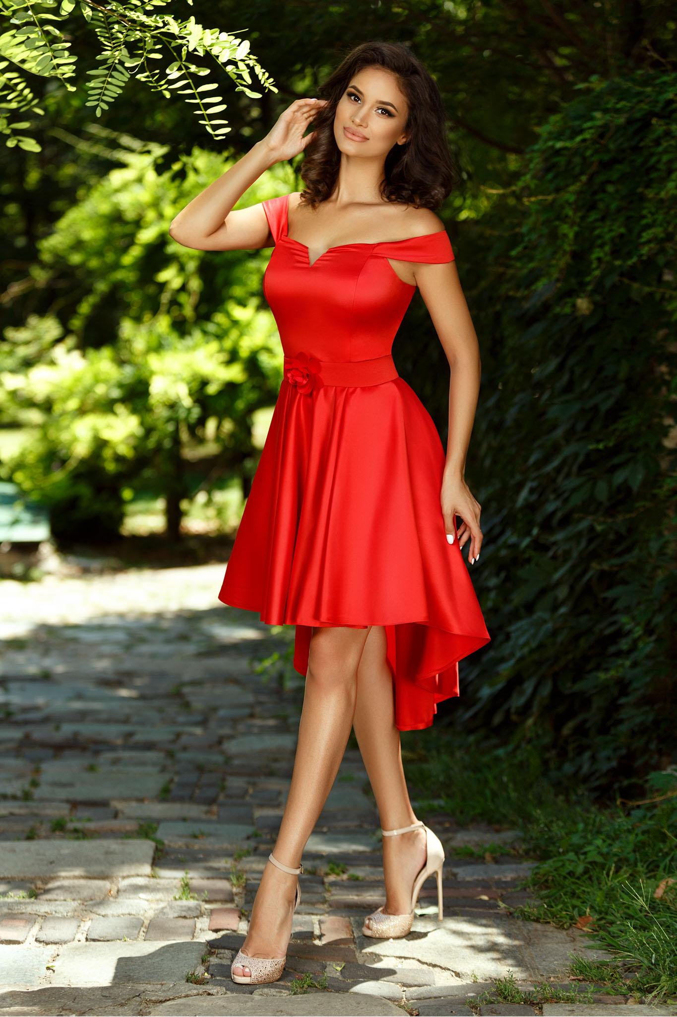 rochie nathalie rosie