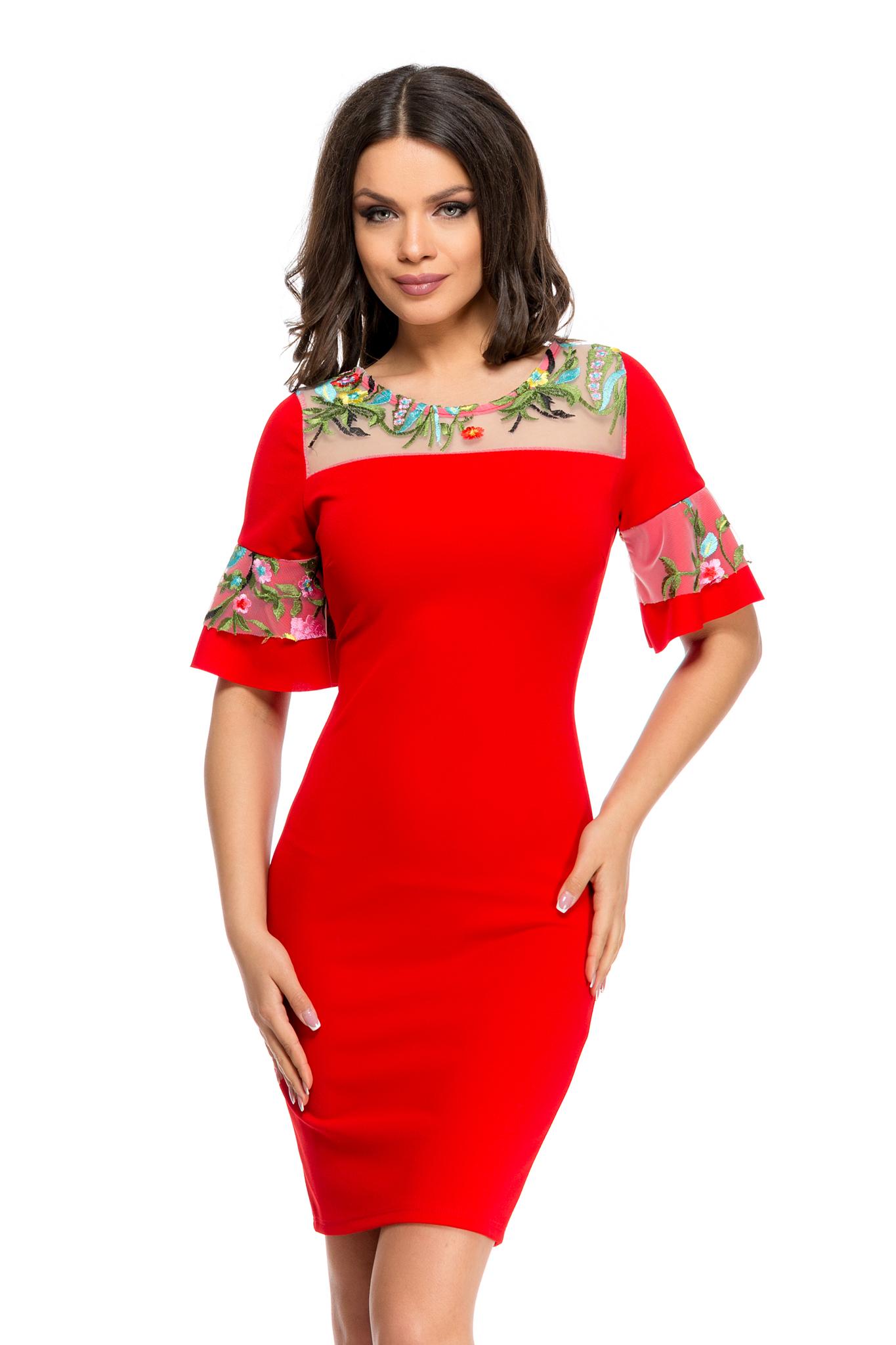 rochie florine rosie