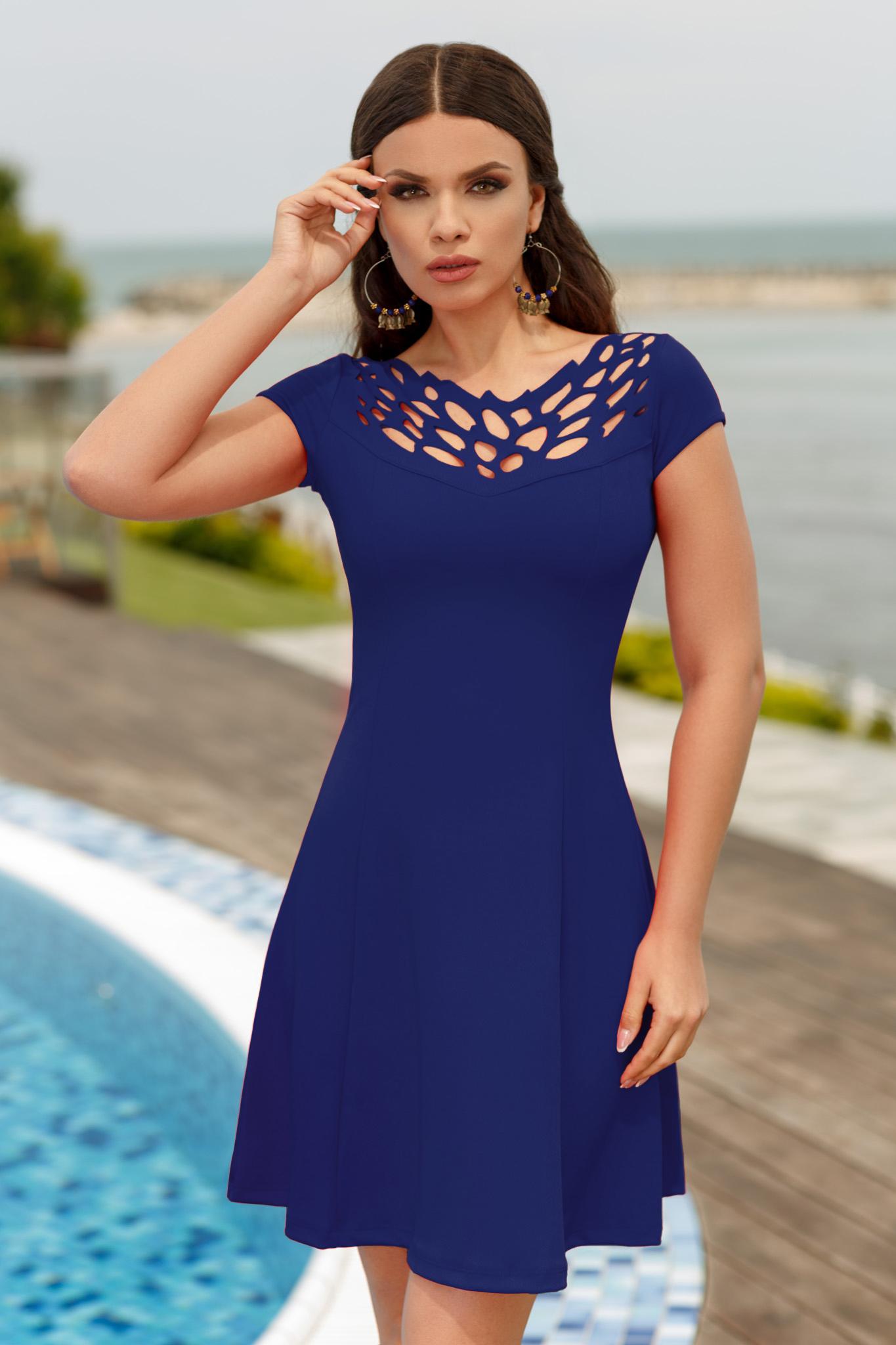 Rochie Ynna Albastra