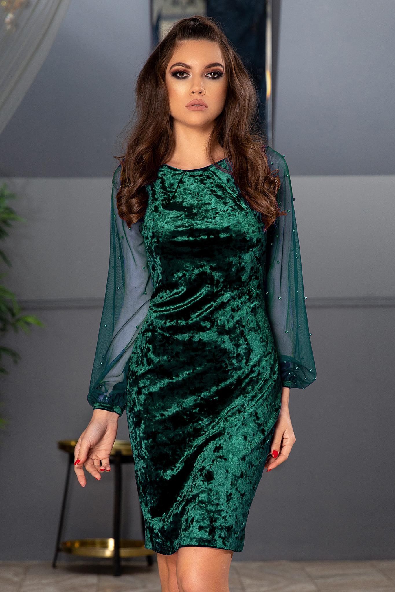 Rochie Leyla Verde