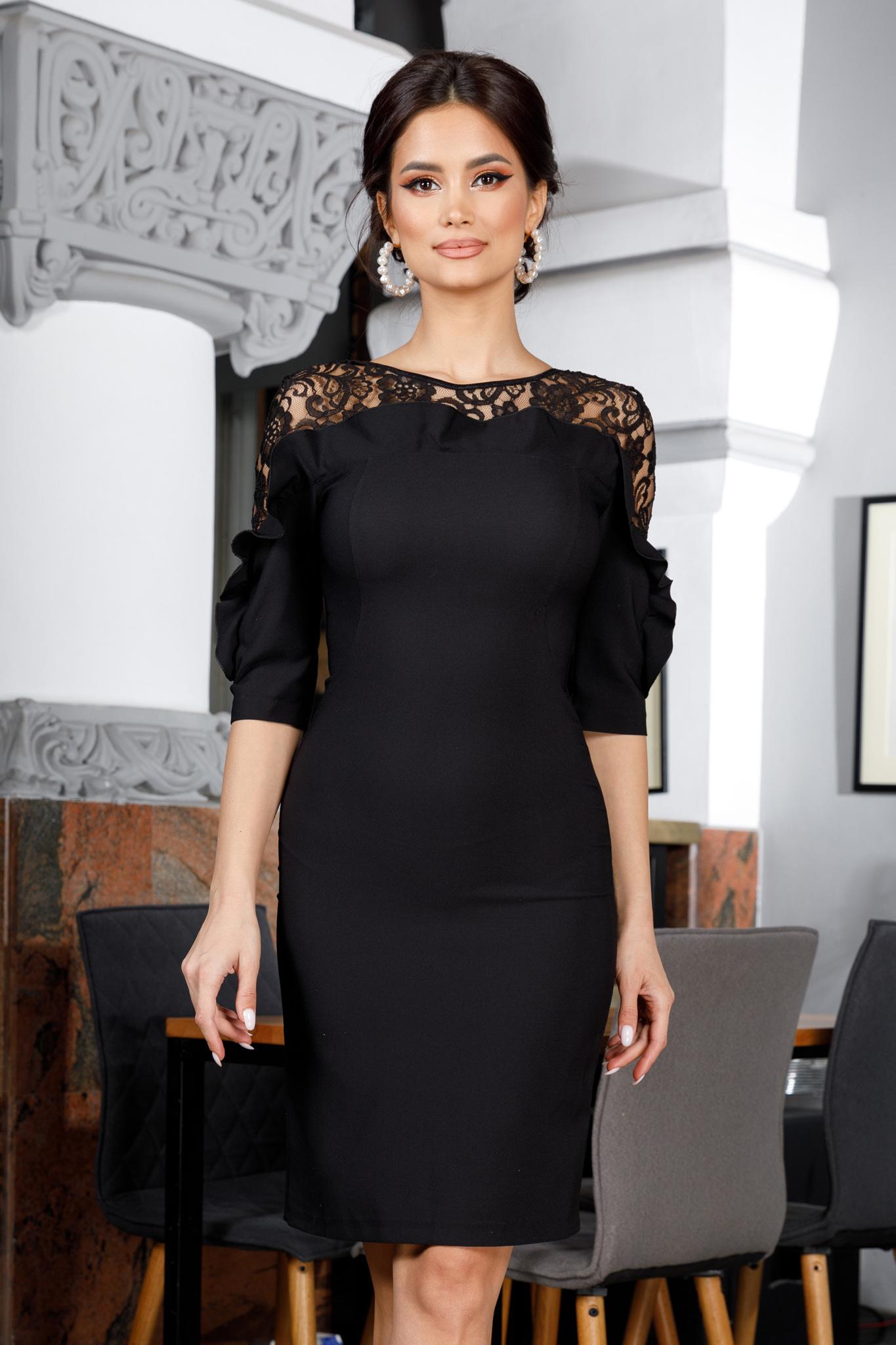 Rochie Adore Neagra