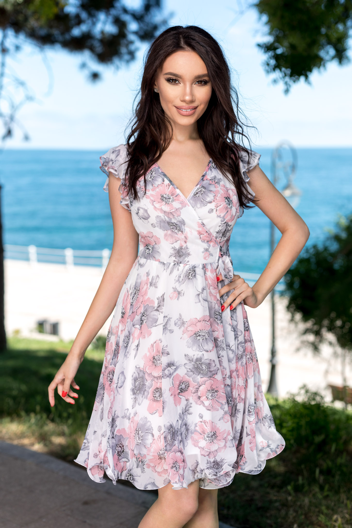 Rochie Heidy Floral thumbnail