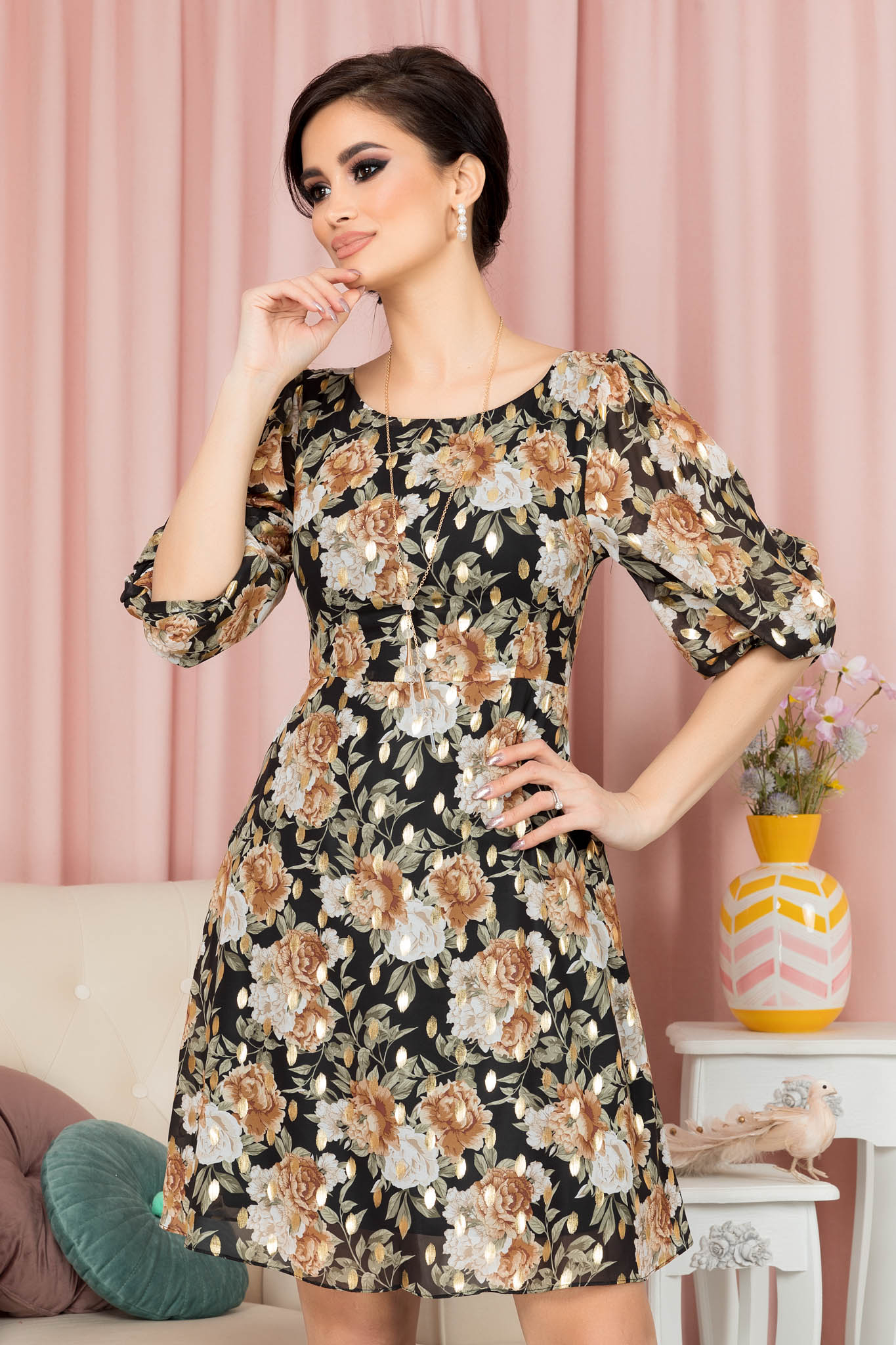 Rochie Emberly Multi
