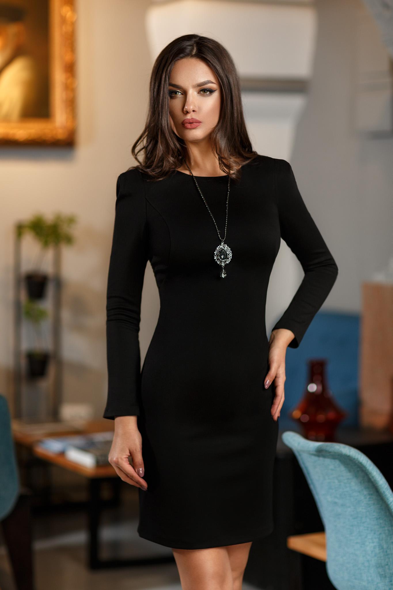 Rochie Yssa Neagra