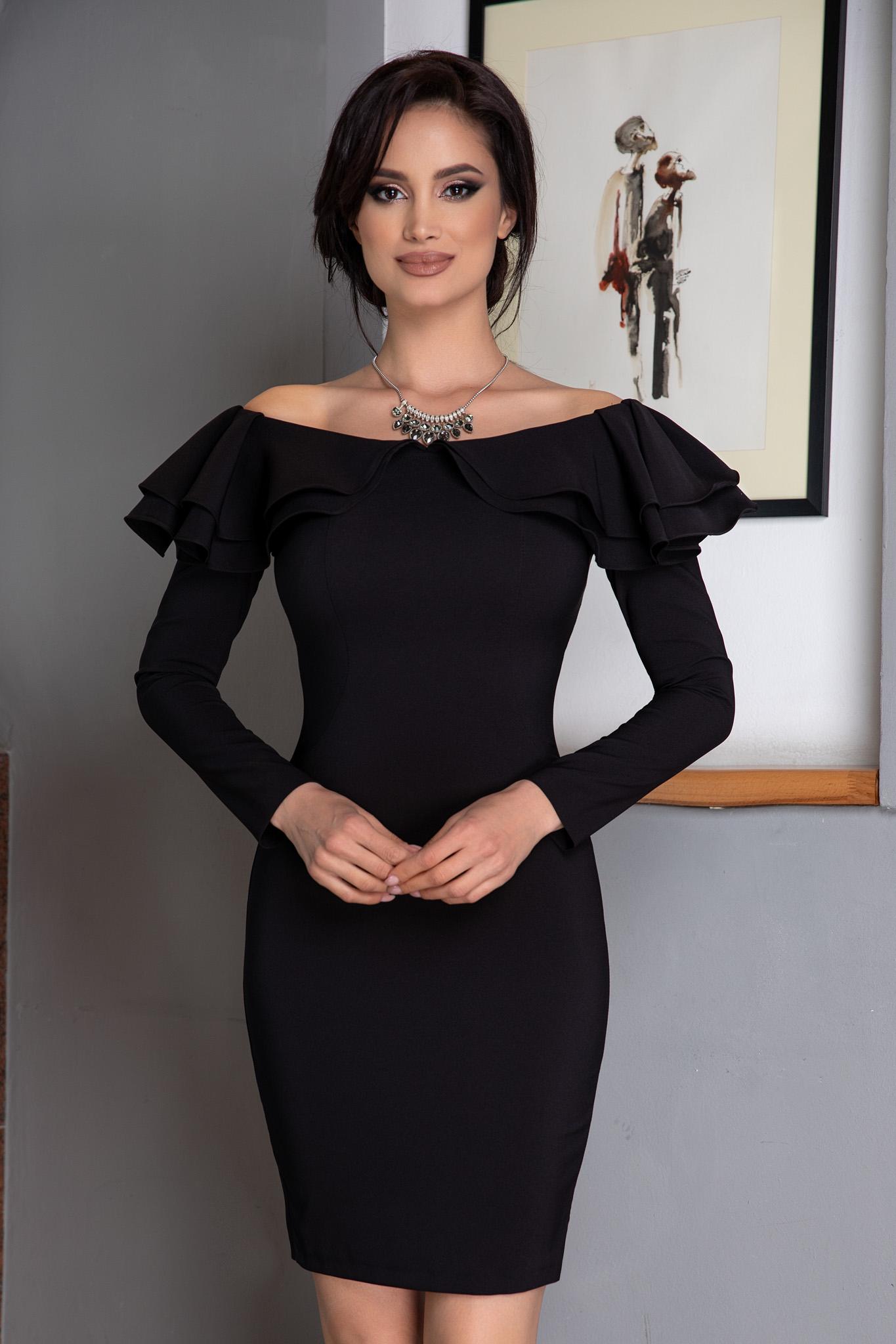 Rochie Margo Neagra