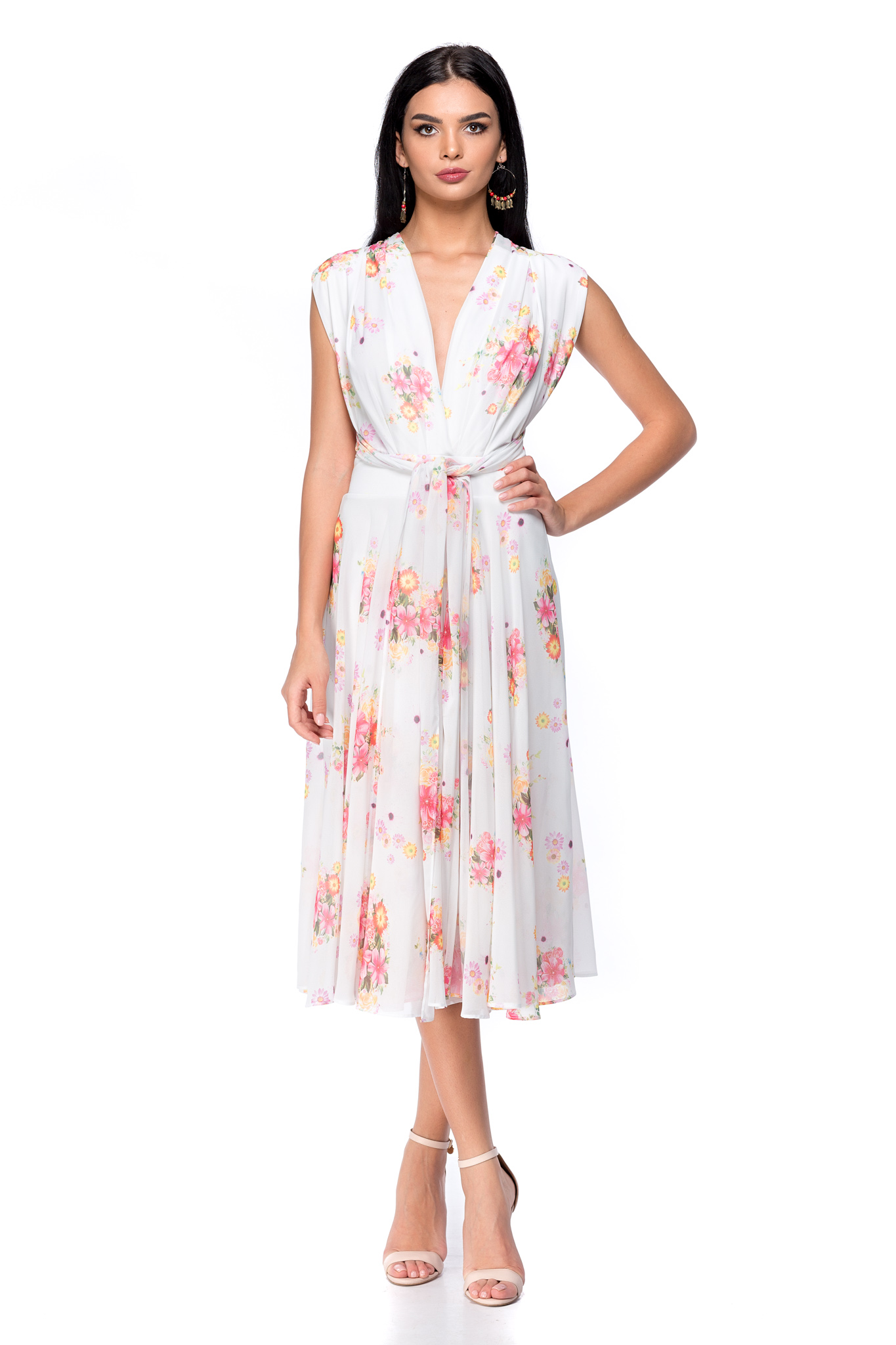 rochie floria multi versatila